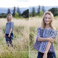 Melany // Westview High School Senior Portraits // Beaverton