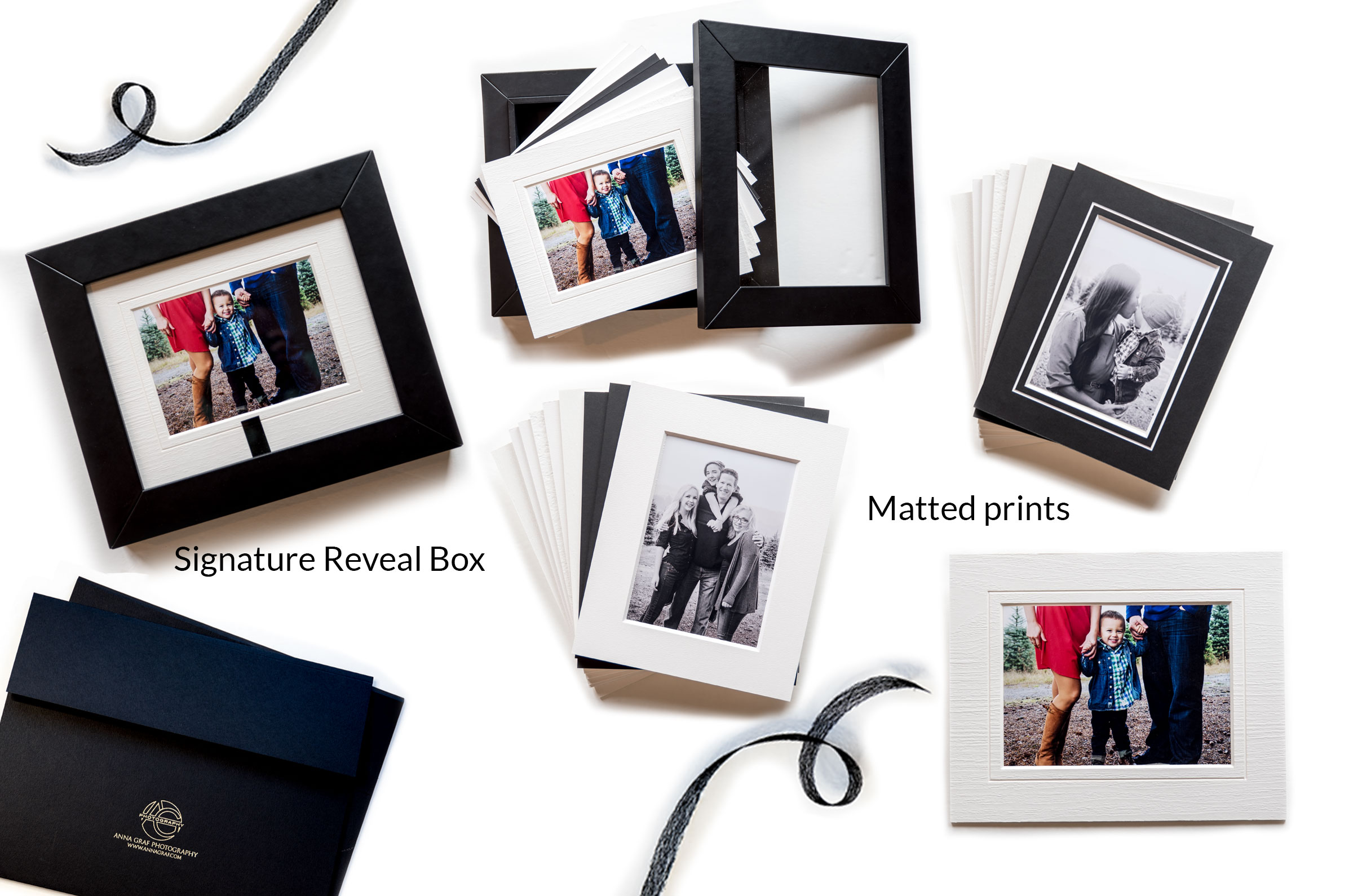 Matted Professional Prints from Anna Graf Photography