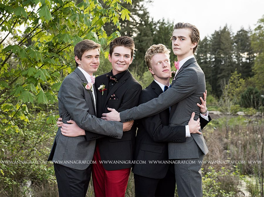 Portland Prom dude pictures