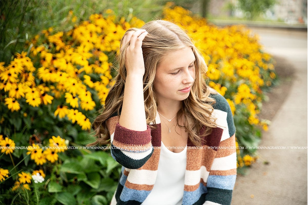Sunflower-Senior-Pictures-Portland-Anna-Graf-Photography