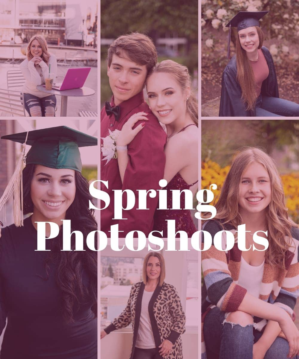 Spring Photoshoots 2019