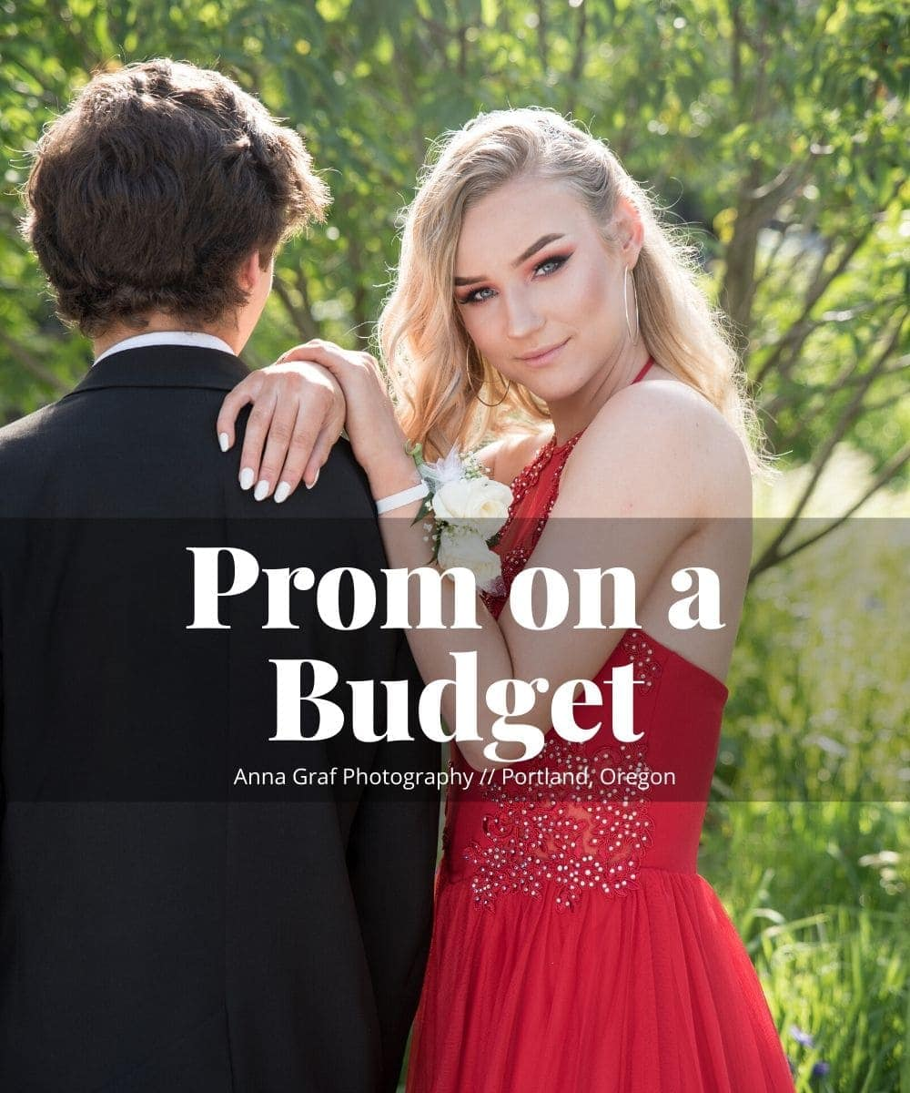 Prom on a Budget