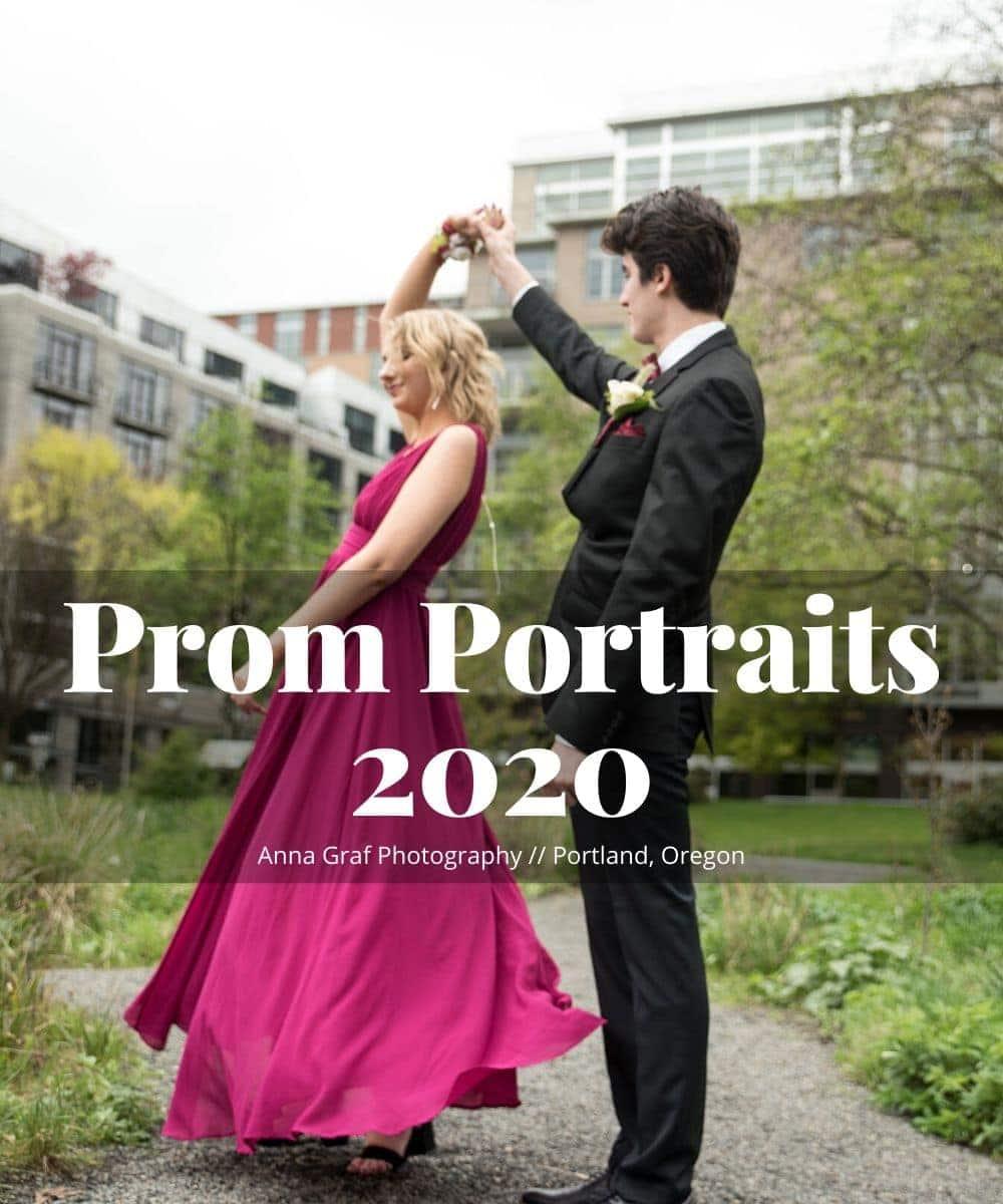 Prom Portraits 2020