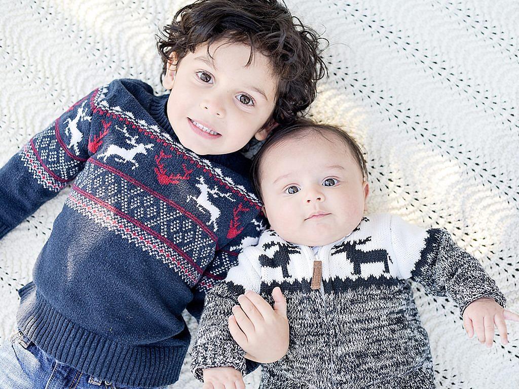 little boys family portraits Anna Graf Photography
