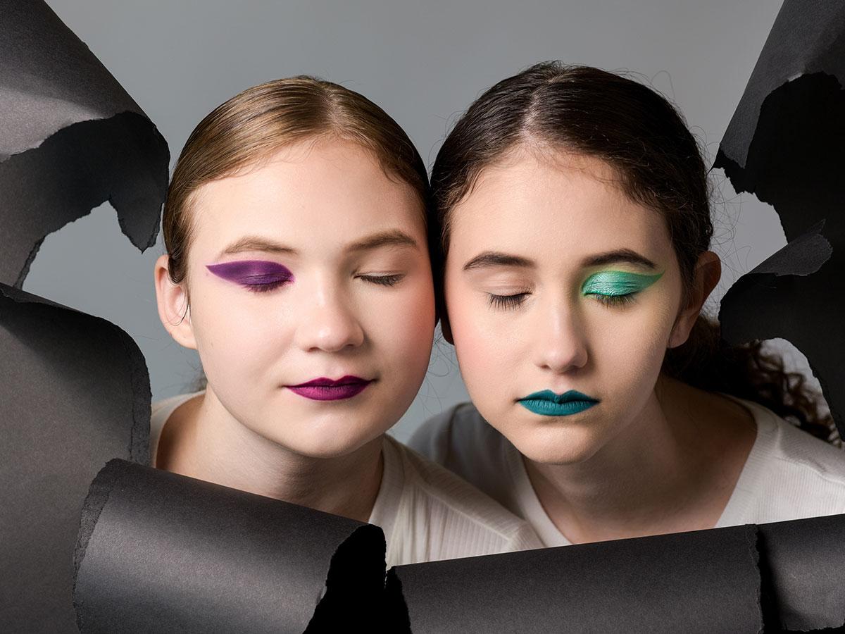 teenager-studio-portrait-session-half-and-half-makeup